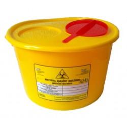 Nádoba na kontaminovaný odpad