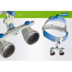 Lupové okuliare SLH