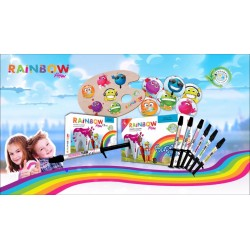 Rainbow Flow Super Six Set