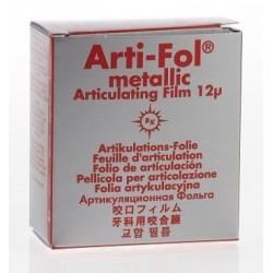 Fólie Bausch Arti-Fol metallic 12 mic.