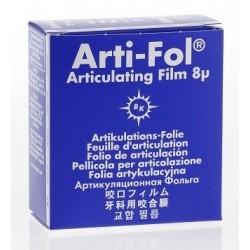 Fólie Bausch Arti-Fol metallic 8 mic.
