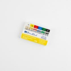 Papierové čapy PrimaDent .06