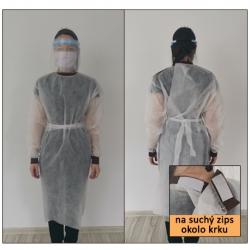 Chirurgický ochranný plášť