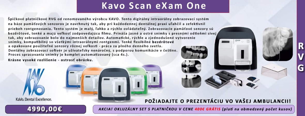 Kavo Scan eXam One