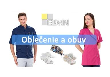 Zdravotnícke oblečenie ELDAN